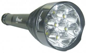 Lampe torche rechargeable 45 watts - Devis sur Techni-Contact.com - 1
