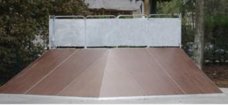 Lanceur pour skatepark et Glisspark - Devis sur Techni-Contact.com - 1