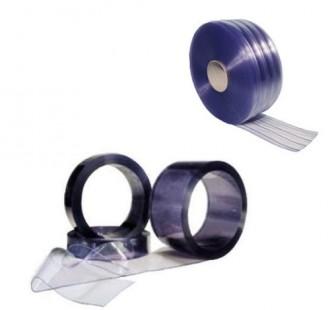 Lanière PVC transparente rouleaux - Devis sur Techni-Contact.com - 1