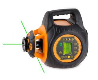 Laser de chantier rotatif double pente - Devis sur Techni-Contact.com - 2