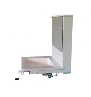 Lavabo Compact PMR - Devis sur Techni-Contact.com - 2