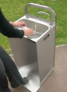 Lave-mains autonome - Devis sur Techni-Contact.com - 1