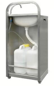 Lave-mains autonome - Devis sur Techni-Contact.com - 3