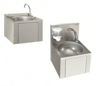 Lave-mains avec prémélangeur - Devis sur Techni-Contact.com - 1