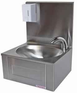 Lave-mains avec robinet électronique - Devis sur Techni-Contact.com - 1