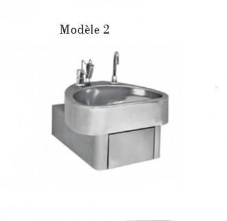 Lave-mains commande fémorale - Devis sur Techni-Contact.com - 2