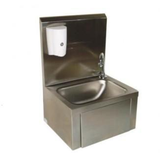 Lave-mains et distributeur de savon - Devis sur Techni-Contact.com - 1