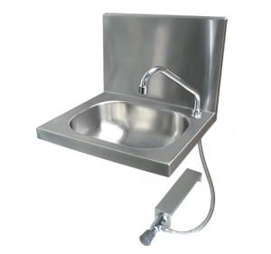 Lave-mains inox ergonomique - Devis sur Techni-Contact.com - 1