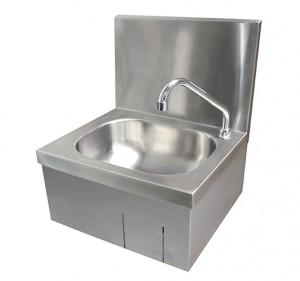 Lave-mains inox hygiène - Devis sur Techni-Contact.com - 1