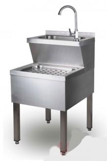 Lave-mains inox industriel - Devis sur Techni-Contact.com - 1
