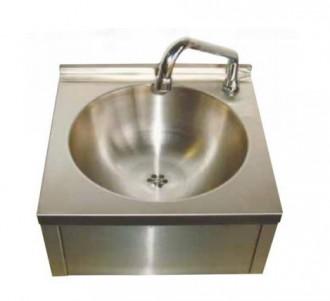 Lave mains inox professionnel - Devis sur Techni-Contact.com - 1