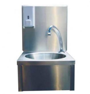 Lave mains inox professionnel - Devis sur Techni-Contact.com - 2