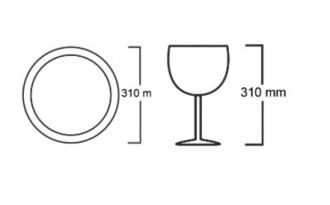 Lave-vaisselle professionnel H. 310 mm - Devis sur Techni-Contact.com - 2