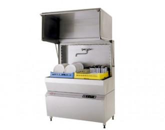 Lave vaisselle professionnel pompe de rinçage intégrée - Devis sur Techni-Contact.com - 1