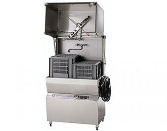 Lave vaisselle professionnel pompe de rinçage intégrée - Devis sur Techni-Contact.com - 2