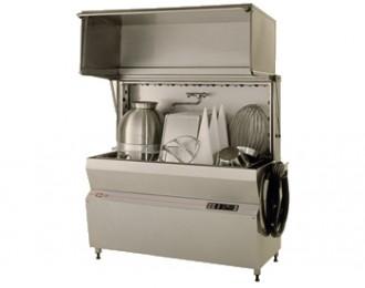 Lave vaisselle professionnel pompe de rinçage intégrée - Devis sur Techni-Contact.com - 3