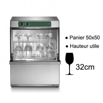 Lave verre professionnel à ouverture frontale - Devis sur Techni-Contact.com - 1