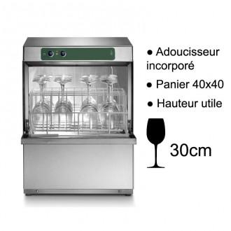 Lave-verre professionnel double paroi - Devis sur Techni-Contact.com - 1