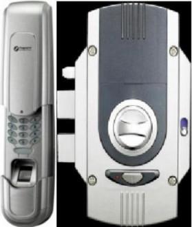 Lecteur biométrique avec verrou incorporé BioVIP II - Devis sur Techni-Contact.com - 1