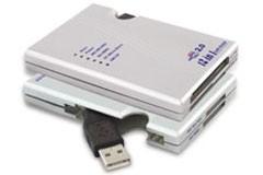 Lecteur carte mémoire tout en 1 - usb 2.0 - Devis sur Techni-Contact.com - 1