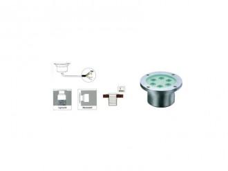 LED Projecteur aquatique pour piscine - Devis sur Techni-Contact.com - 2