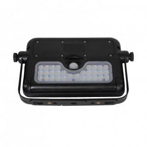 LED Solaire 5W avec Détecteur - Devis sur Techni-Contact.com - 4