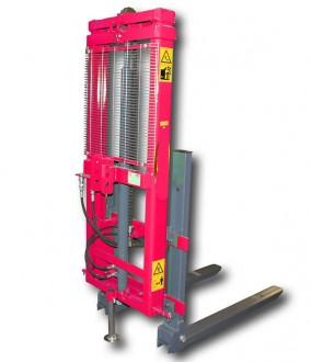 Lève-palettes à mât duplex - Devis sur Techni-Contact.com - 2