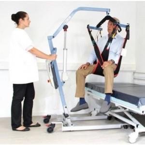 Lève-personne avec écartement mécanique - Devis sur Techni-Contact.com - 2
