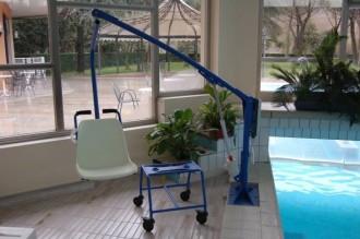 Leve personne fixe piscine - Devis sur Techni-Contact.com - 1