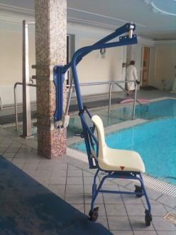 Leve personne mural piscine - Devis sur Techni-Contact.com - 4