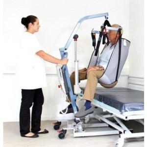 Lève-personnes avec écartement mécanique - Devis sur Techni-Contact.com - 2