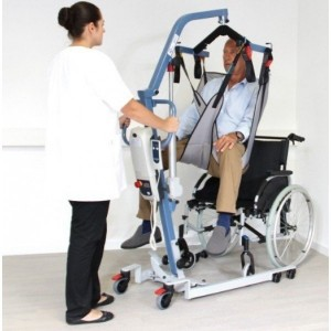 Lève-personnes avec écartement mécanique - Devis sur Techni-Contact.com - 3