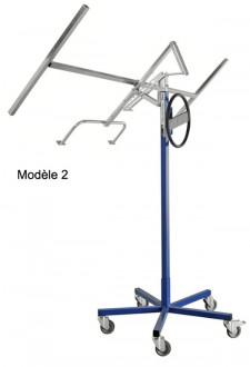 Lève plaque ajustable - Devis sur Techni-Contact.com - 2