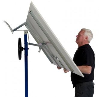 Lève plaque ajustable - Devis sur Techni-Contact.com - 6