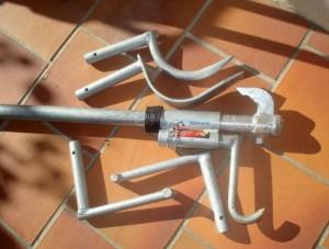 Outil de levage de plaques d'égouts - Devis sur Techni-Contact.com - 1