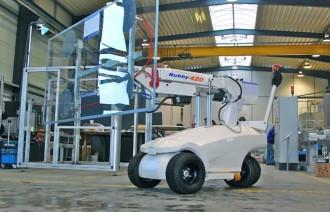 Robot de vitrage 420 kg - Devis sur Techni-Contact.com - 1