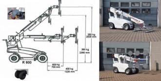 Robot de vitrage 600 kg - Devis sur Techni-Contact.com - 2