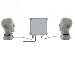 Liaison audio en milieux extrêmement bruyants  - Devis sur Techni-Contact.com - 1