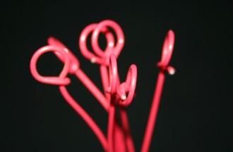 Liens à 2 boucles plastifiés - Devis sur Techni-Contact.com - 2