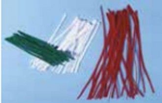 Liens de fermeture plastifiés - Devis sur Techni-Contact.com - 2