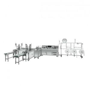 Ligne de fabrication masques chirurgicaux - Devis sur Techni-Contact.com - 1