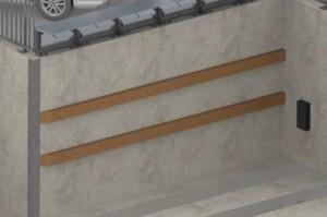 Lisse bois - Protection murs de quais  - Devis sur Techni-Contact.com - 1