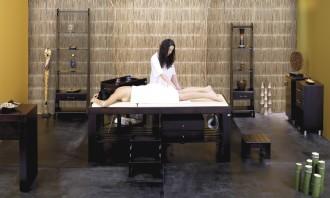 Lit de massage en bois - Devis sur Techni-Contact.com - 3