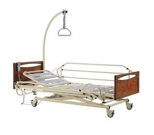 Lit électrique d'hospitalisation à domicile - Devis sur Techni-Contact.com - 1