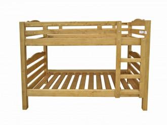 Lit superposé en bois massif - Devis sur Techni-Contact.com - 4