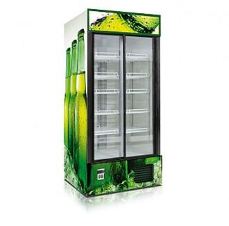 Location armoire réfrigérée porte vitrée - Devis sur Techni-Contact.com - 4