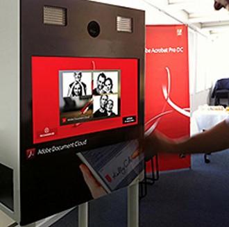 Location borne photo événementielle - Devis sur Techni-Contact.com - 1