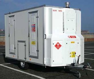 Location caravane de désamiantage - Devis sur Techni-Contact.com - 1