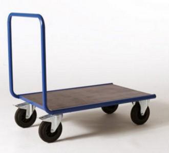 Location chariot à plateau - Devis sur Techni-Contact.com - 1