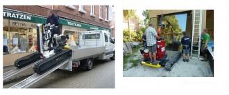 Location chariot à ventouses sur chenilles - Devis sur Techni-Contact.com - 1